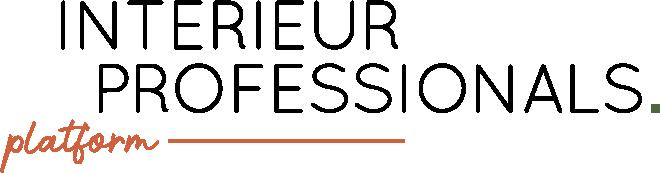 Logo Interieurprofessionals platform - nieuwe website